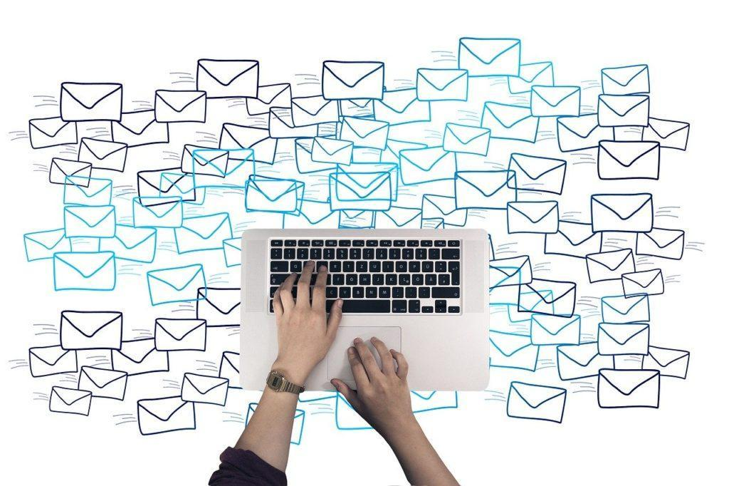Envoyer trop d'emails