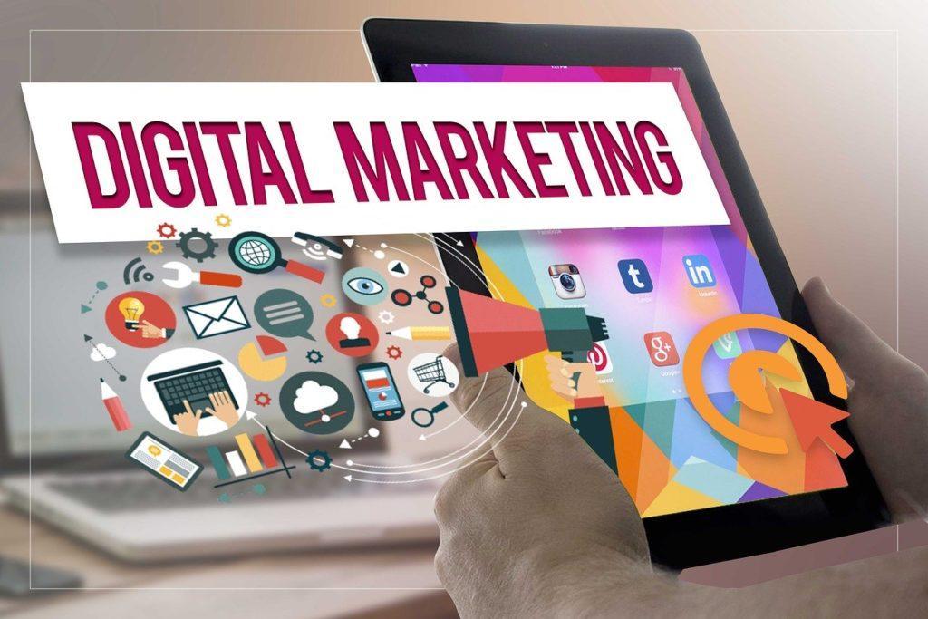 inbound Marketing  - Digital Marketing / Pixabay